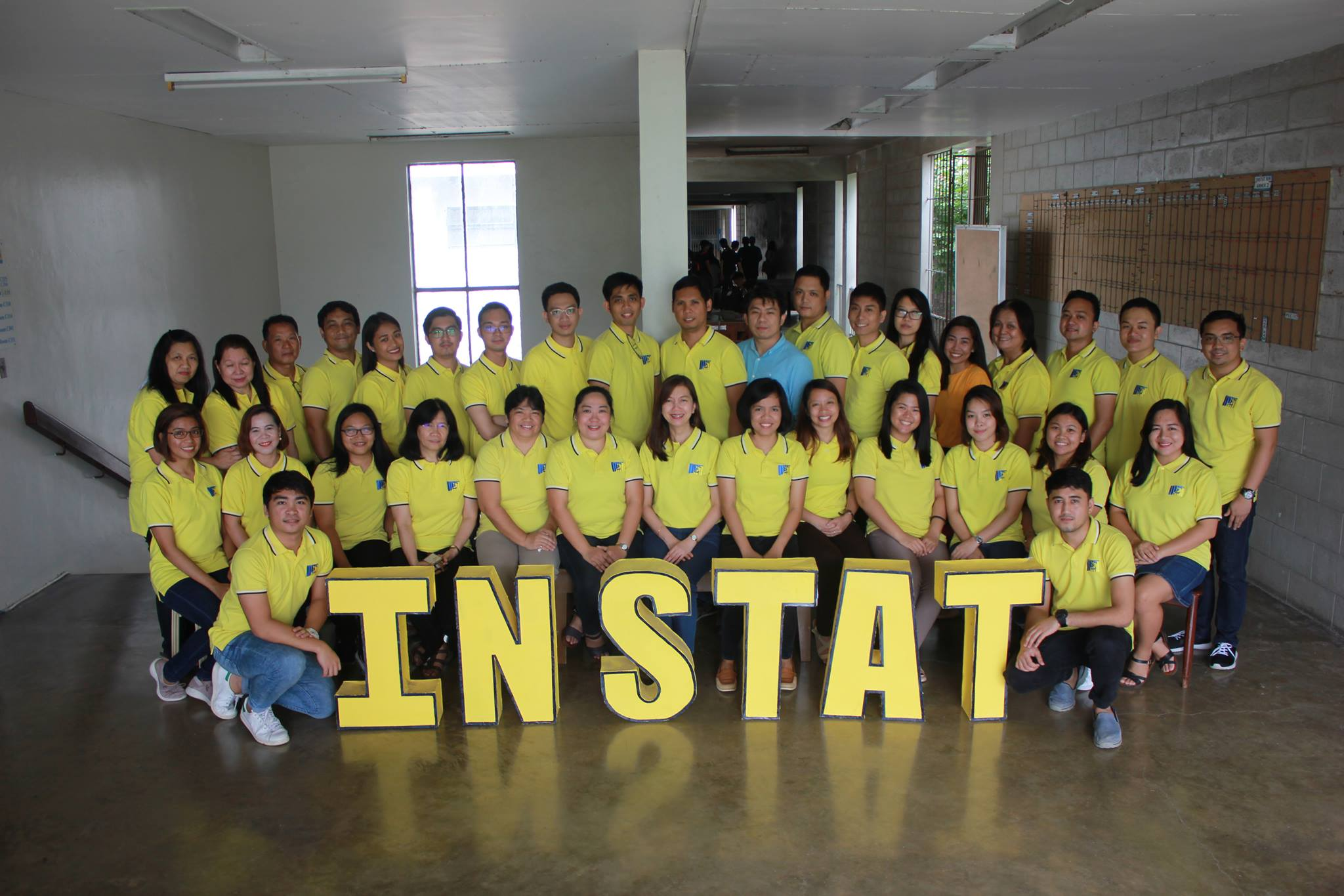 INSTAT Faculty and Staff