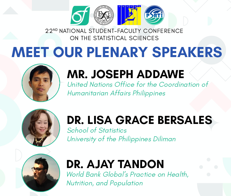 Meet the Plenary Speakers of the 22nd SFCon